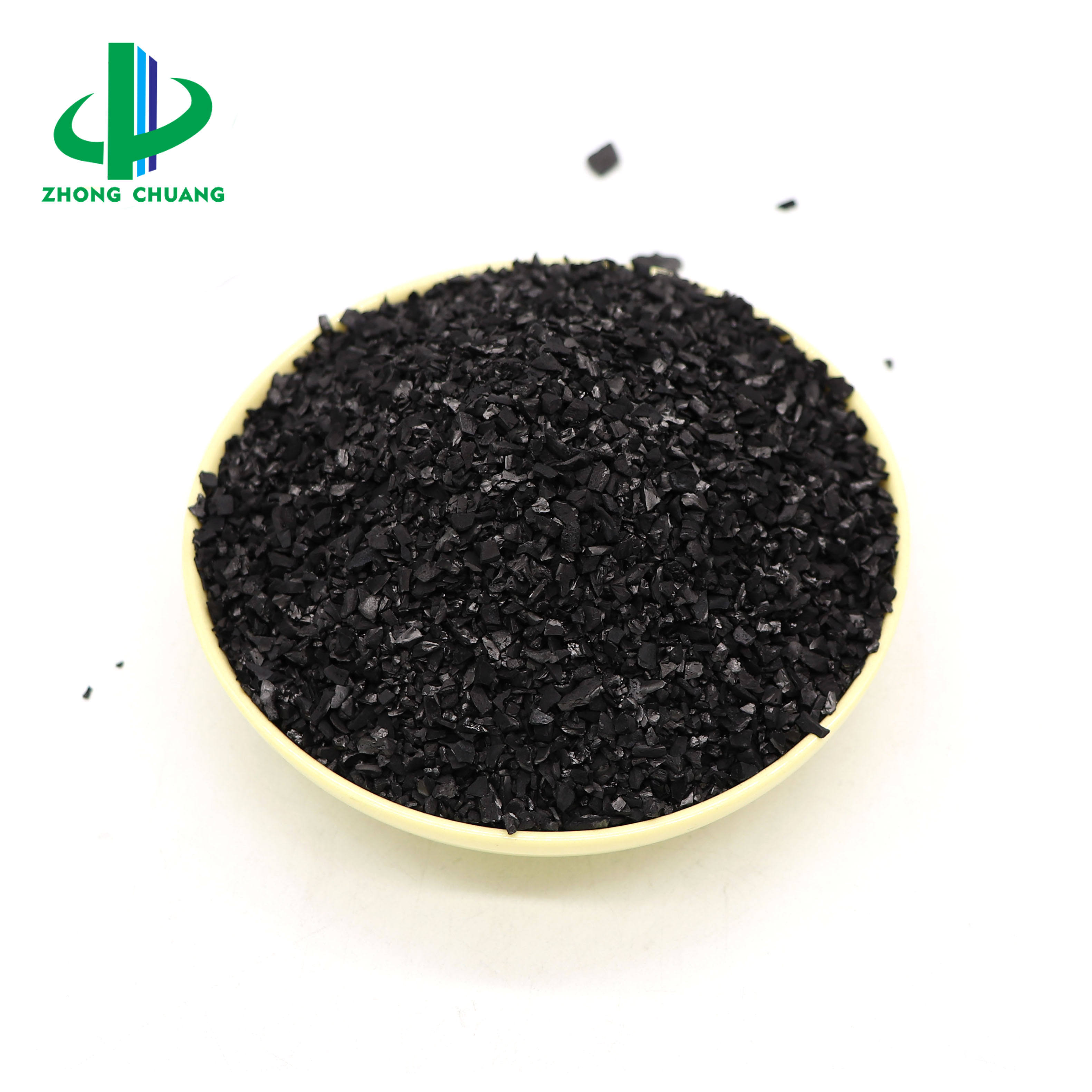 Coconut shell activated carbon blower for mining ssd chemical solution activated carbon