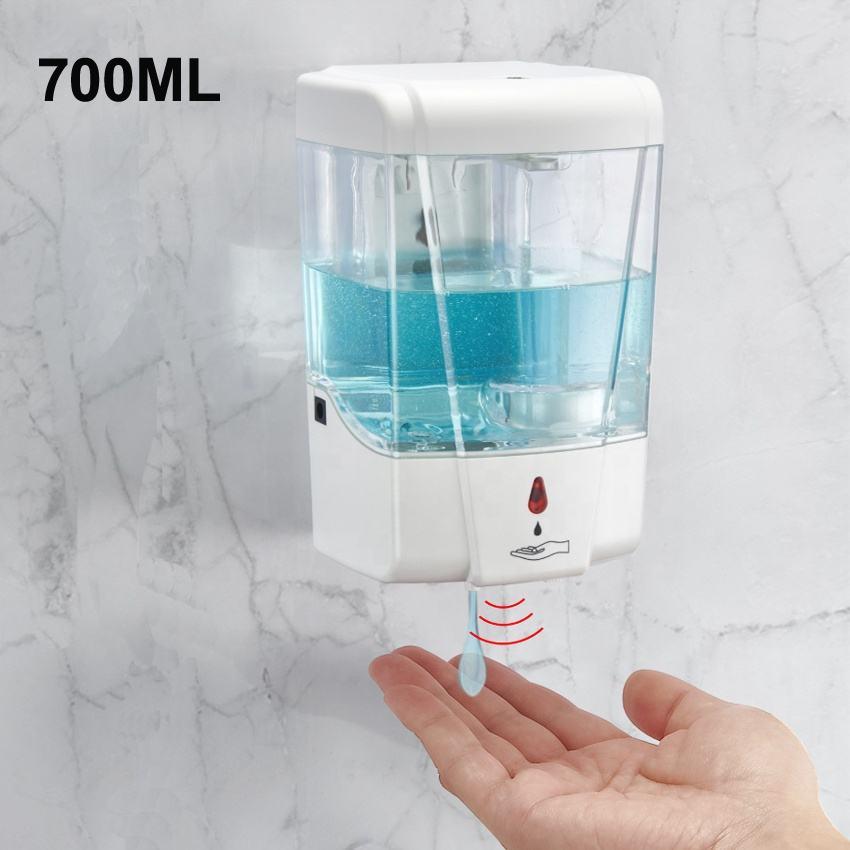 Kyrio Dispensador de alcohol autom/ático de pared 1200 ml