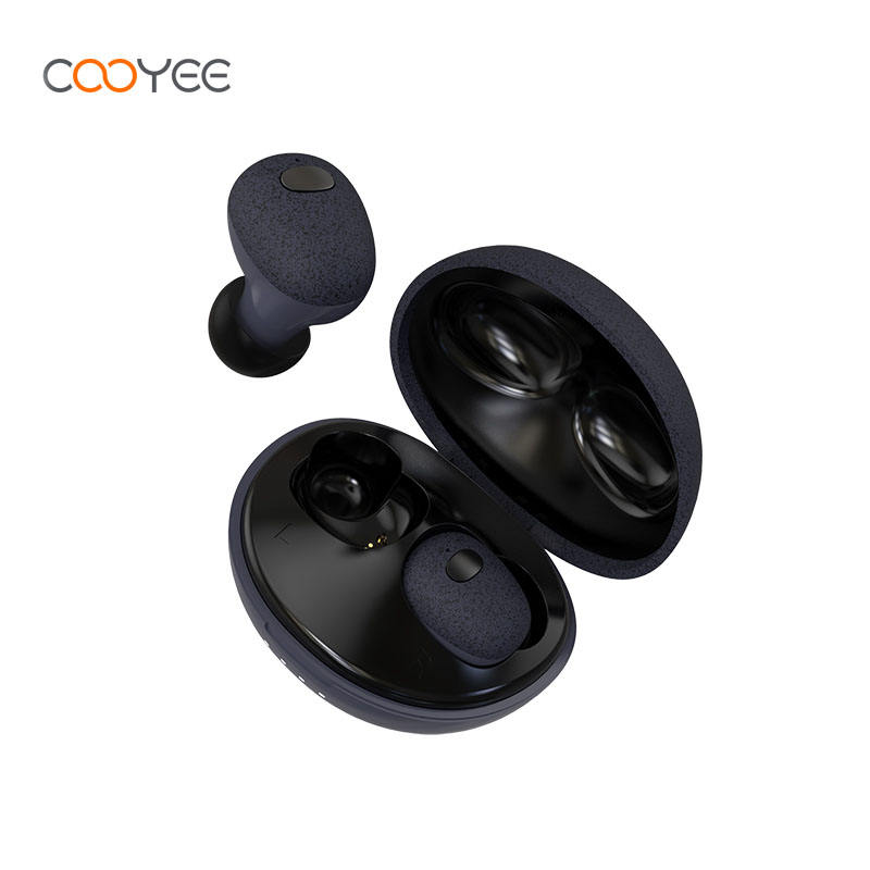 Amazon Hot Selling Stereo Wireless Earphone Sports MP3 Wireless Headset Music Player Kawaii Stylish Earphone