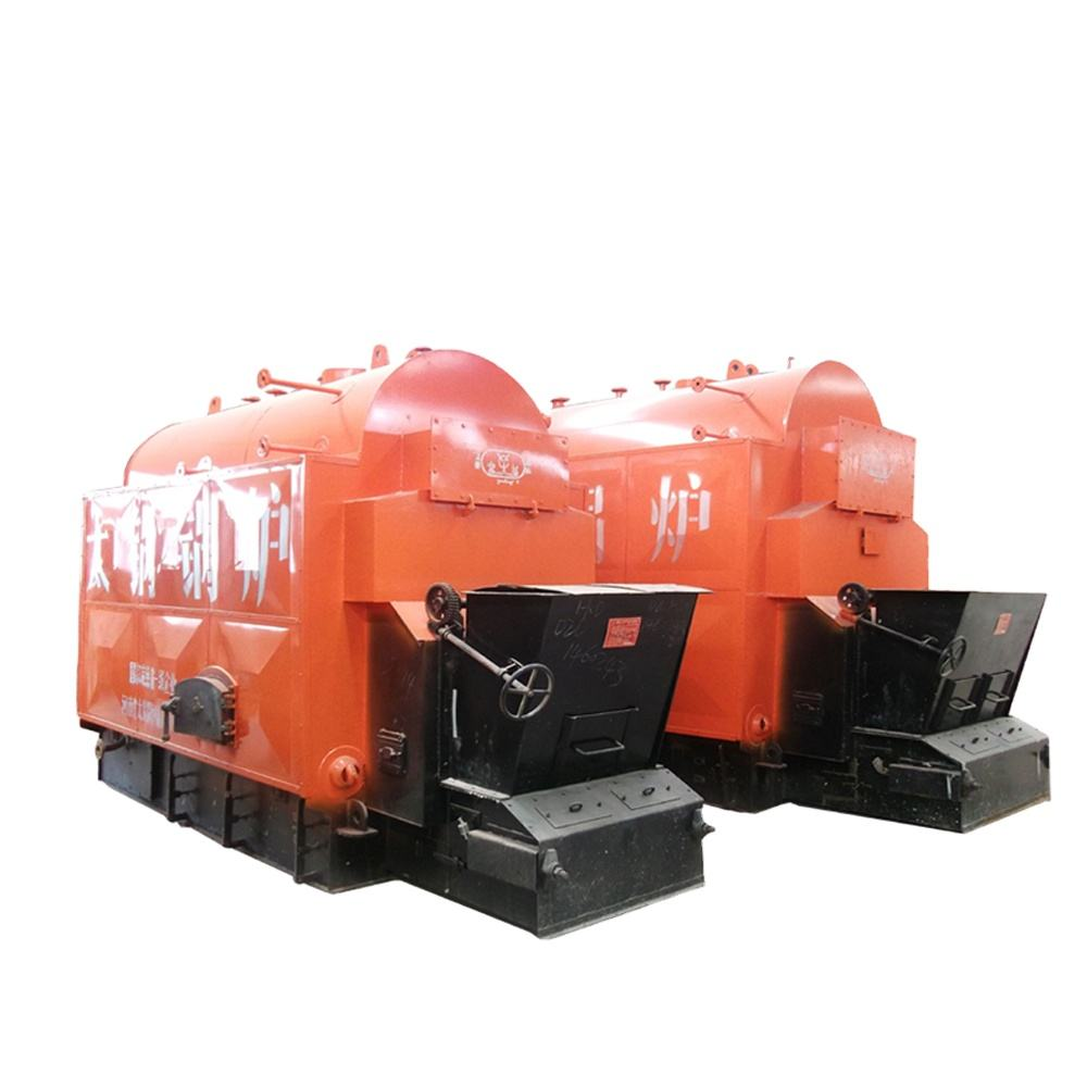 Parboiled Rice Factory Biomass Paddy Rice Husk Coal Fired Steam Boiler Machine