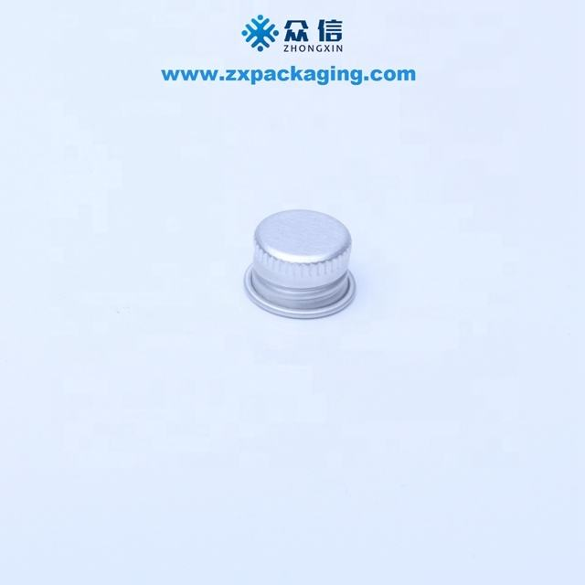Factory Wholesale High Quality 18/400 Aluminium Screw Cap For Glass Tubes