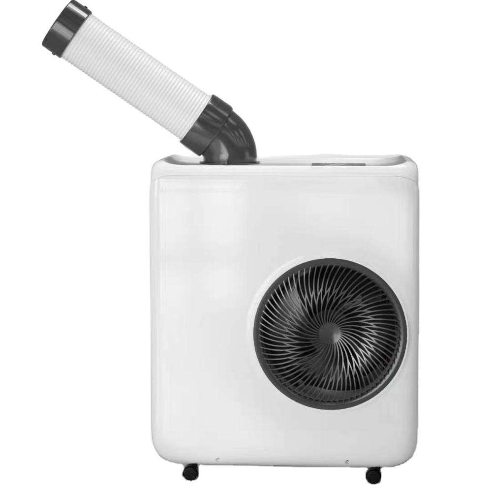 mini personal portable 6000 btu air conditioner spot cooler compressor small air conditioner parking work station cooler