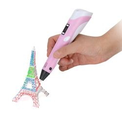 Upgraded 3D Printing Pen For Kids 5V 2A 3D Pen Christmas Gif