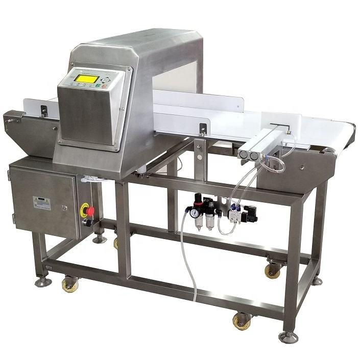Metal Detector for sausage/hot dog/ham industry JZD-366
