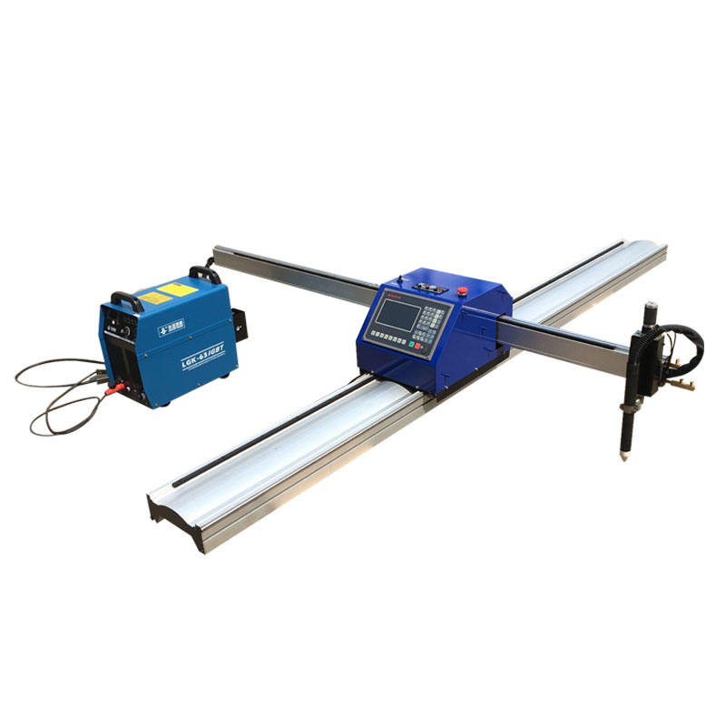 New cnc plasma cutting metal steel/ portable plasma cutter machine/1530 cnc plasma