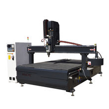 FORSUN Auto Tool Change 3 Axis Cnc Router Wood Machine , ATC Wood Cnc Router for cabinet making