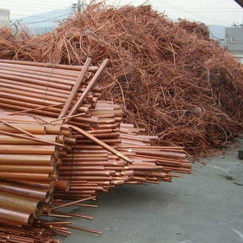 99.99% Purity Copper Wire scrap/bare bright copper