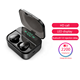 X7 best TWS earphone auriculares audifonos inalambricos headphones with 2200 mah power bank for Xiaomi