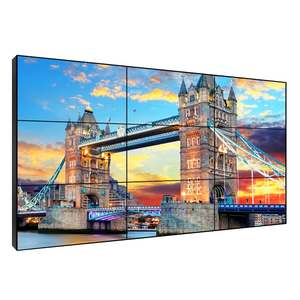 46 inch Samsung original panel 500 brightness video wall with 1.8 mm narrow bezel