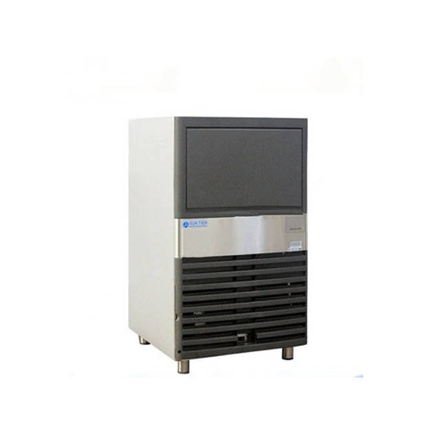 Environmental-friendly design Cube Ice Machine/Mineral chemical Cooling Instant Ice Maker
