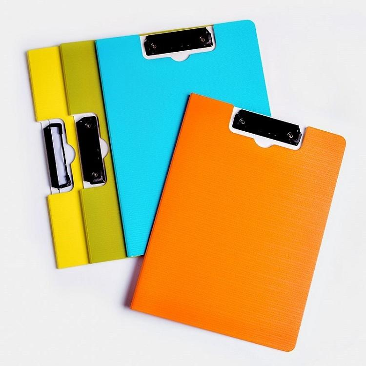 Pure and fresh pp foam clip horizontal data file folder