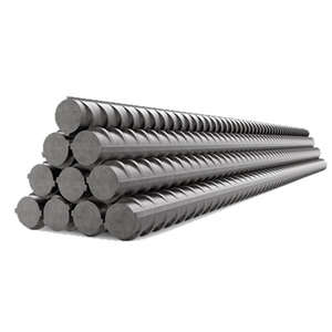 6mm 8mm 10mm 12mm ribbed iron rods hrb400 hrb500 deformed steel rebar for building construction