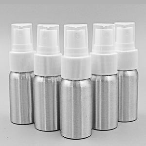 20ml 30ml 50ml 80ml 100ml Empty Cosmetic Aluminum Spray Pump Bottle for Skin Care
