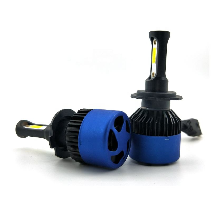 new arrival 8000lm super bright laser high low beam h7 h3 led headlamp bulbs conversion kits