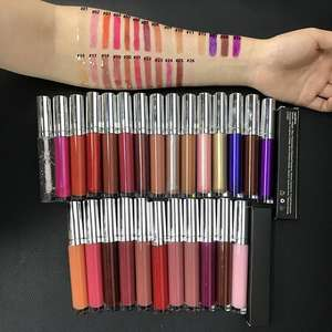 High Quality Waterproof Makeup 15 Colors Shiny Lipgloss OEM Liquid Gloss Vegan Glossy Clear Private Label Lipgloss