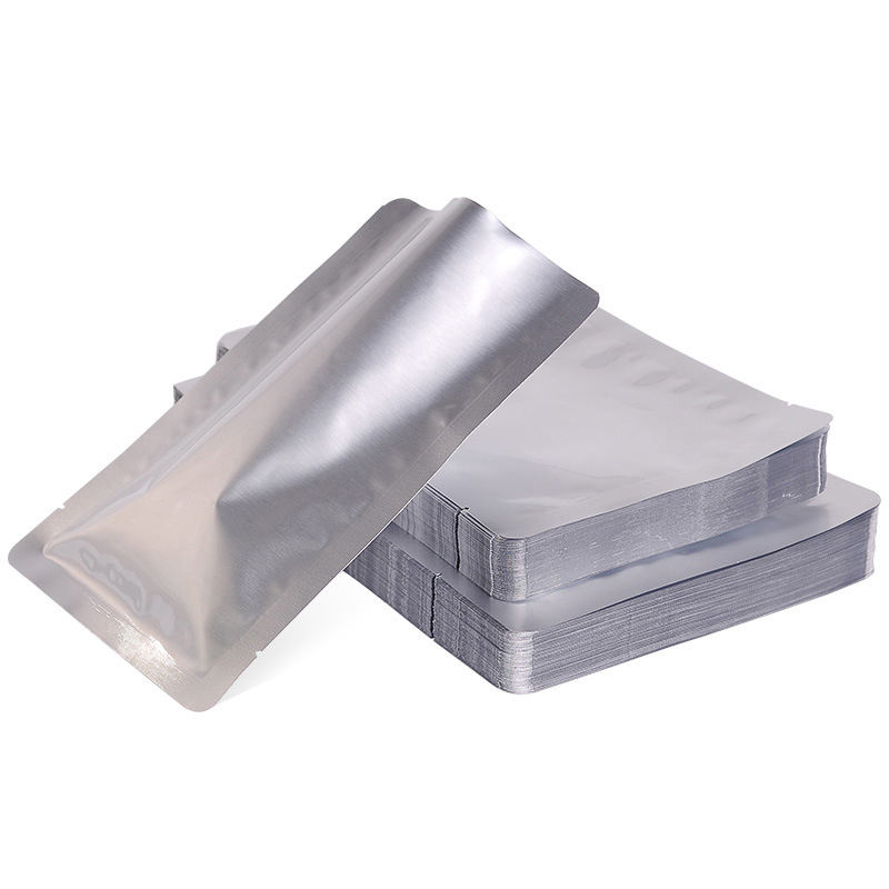 High temperature resistance food grade aluminum foil laminated vacuum packaging bag retort pouch for hot food