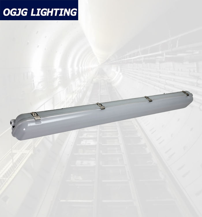 מפעל מכירה Etl IP66 LED תאורה Linkable עמיד למים מתקן 2Ft 4Ft 5Ft LED Triproof אור