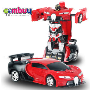1 18 toy set rc deformation robot car for wholesale