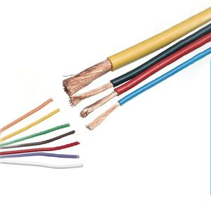 Hook Up UL1007 Isolamento IN PVC