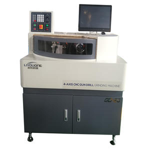 GD-20/26 4 Axes CNC Perceuse Rectifieuse