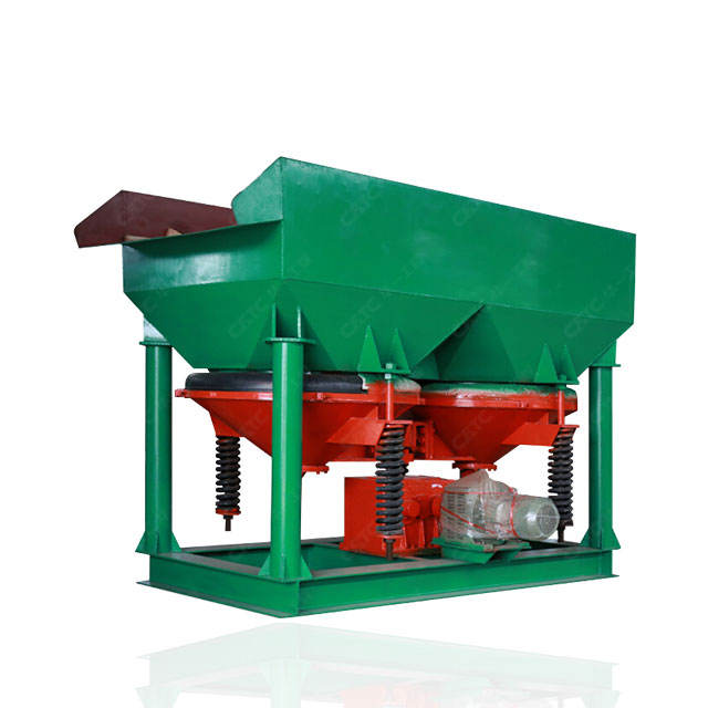 Mining Equipment JT2-2 Sawtooth Wave Jig Machine For Separating Gold, Lead, Tin, Manganese, Coltan