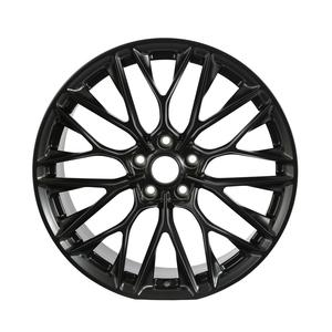 Customize 2 pcs forged straight lip alloy wheels 18