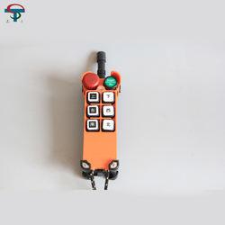 hot sale F21-E1b/f21-6s industrial wireless crane remote control for sale