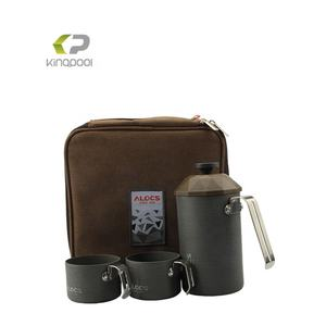 Factory directory supplier Portable indoor outdoor wholesale hand french press coffee maker stainless steel