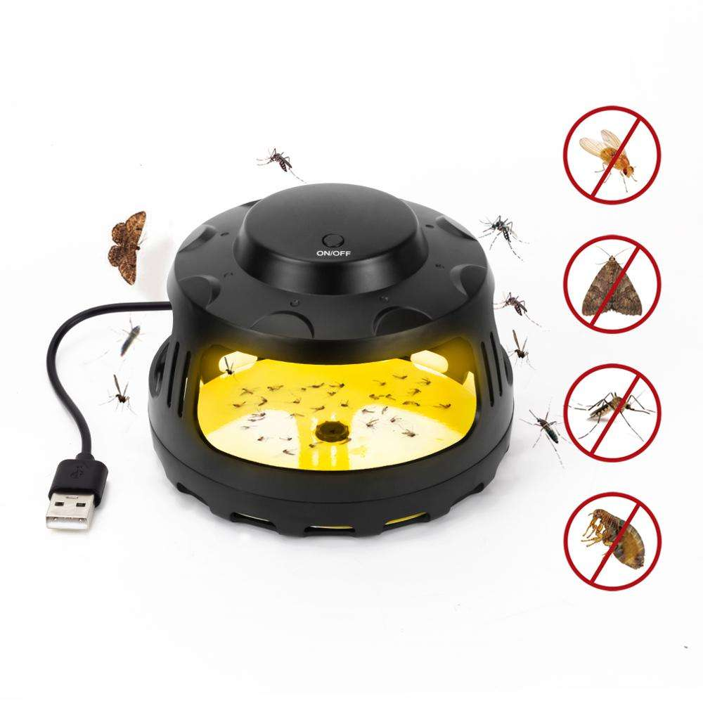 X Pest AR13 Fly Trap Machine for Fleas, Moths, Mites, Bed Bugs, Cockroaches, Mosquitoes