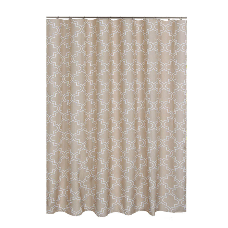 Hotel wholesale duschvorhang shower curtain bathroom curtains bath set