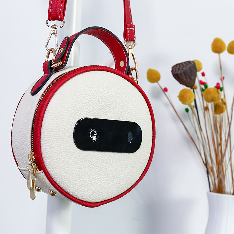 Regalo para mujer y Niña hogar portátil de moda UV-c Led esterilizador bolso bolsas con cinturón/