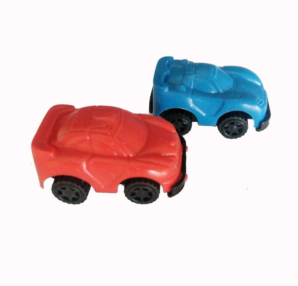 Toy Capsule Plastic Small Pull Back Car Toy Promotion Car Toy For Capsule