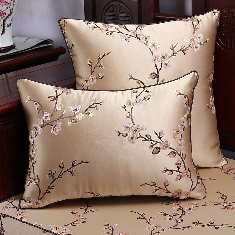 The Chinese style cusions covers for sofa high quality pillow luxury case cushion cover decor