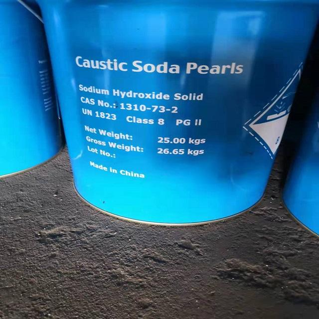 99% solid Caustic Soda