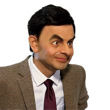 Realistic Character Action Figure Wax Statue Mr. Bean