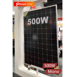 High Efficiency 500W 1000W Solar Panel best price and quality