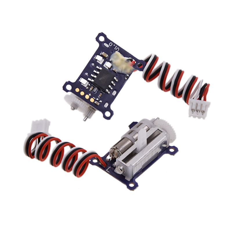 AGF C1.5CLS digitale coreless 1.5g ultra micro lineare servo per rc airplane 3D di <span class=keywords><strong>volo</strong></span>