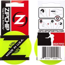 The Official Zip Chip Flies 200 Feet Fits in Pocket Mini Silicone Flying Disc Flying Disk Clips Outdoor Sports Fitness Toys