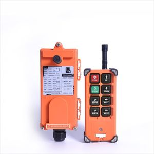 TELEcrane F21-E1B high quality wide voltage wireless radio remote control for crane and hoist