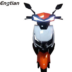 Wuxi Factory 800w Low Speed Electric Scooter 48V 60V Electric Motorcycle  for Adult in india
