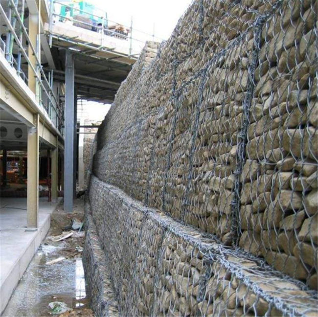 Steel wire mesh gabion manufacture with fastest delivery time in China