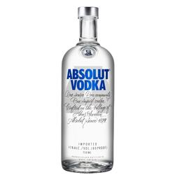 Absolut Vodka Original 750ml Bottle