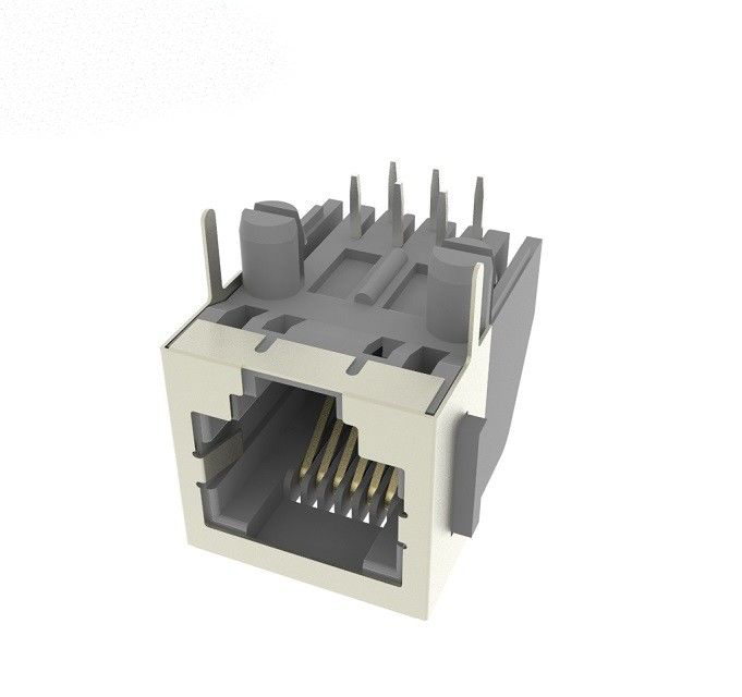 Uxcell a15080400ux0550 25pcs Vertical Mount PCB Circuit Board Card Slot Guide Rail Holder Bar