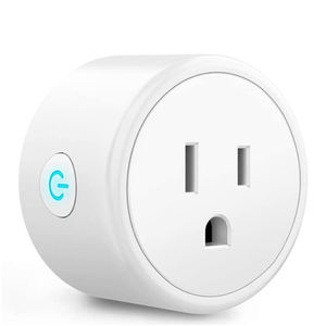 Wireless US EU UK Wifi smart wall Socket Alexa Wifi Remote Control Tuya Home Power Mini Electrical 10a 220v Smart Plug