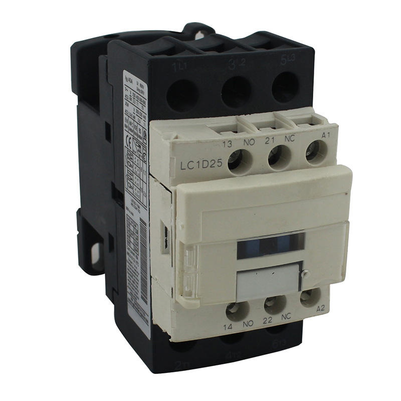 50A Magnetic AC Contactor CJX2-50 110V 220V 380V 3phase LC1 ac contactor