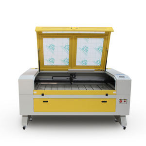 150W reci tube CO2 laser engraver ceramic tile laser cutting machine KT-1390