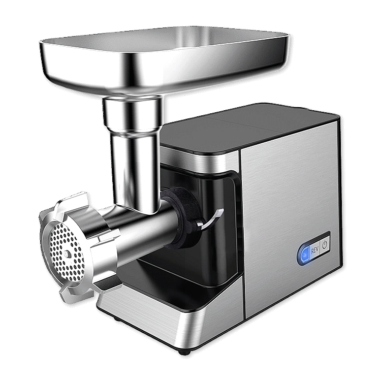 High Efficiency Automatic Multifunctional Electric SS Machine Mincer Meat Grinder