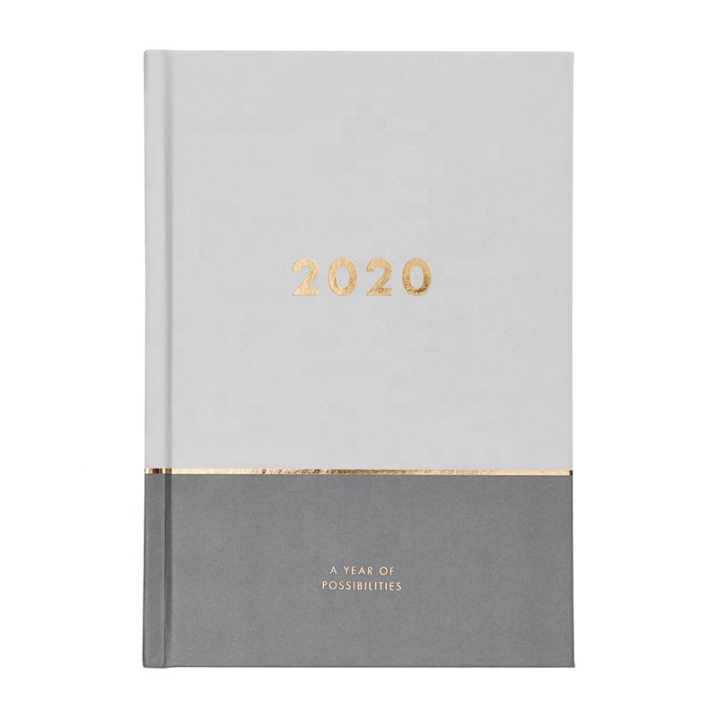 Customize Paper Hardcover Notepad Notebook use in the school