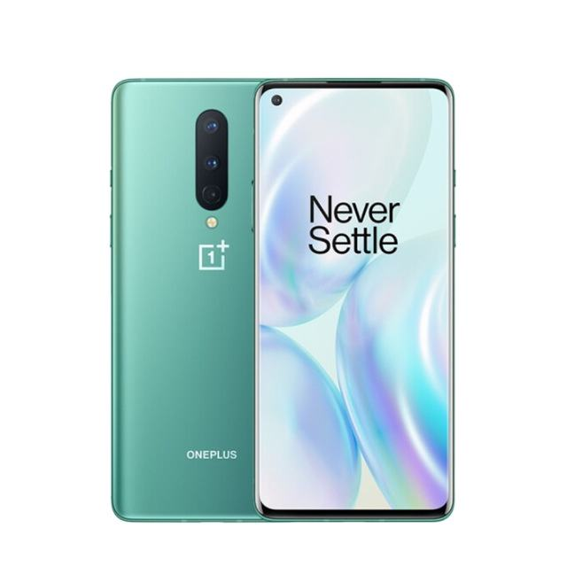Original Oneplus 8 Pro 5G Mobile Phone 6.78 inch 865 Octa Core Four Rear Camera NFC Smartphone