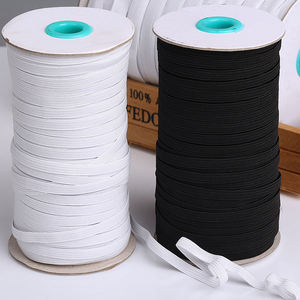 Elastic Band Latex Free 1//8 to 1//4 inches 50//100 Yards US Stock 3//4//5//6mm